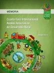 Cuarto Foro Internacional Andino Amazónico de Desarrollo Rural 2017