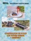 Construcción de Pozos con Bomba Manual y Bebedero